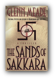The Sands of Sakkara - Glenn Meade